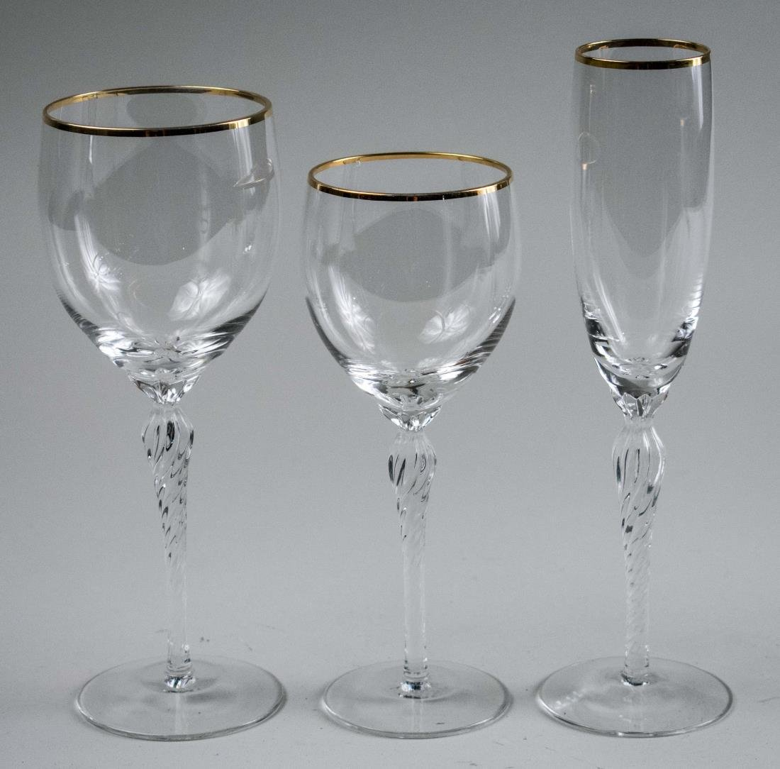 Set of Lenox Stemware