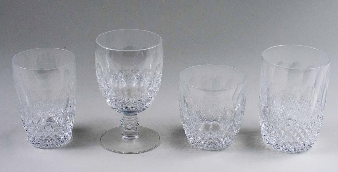 Waterford Crystal Glassware Set