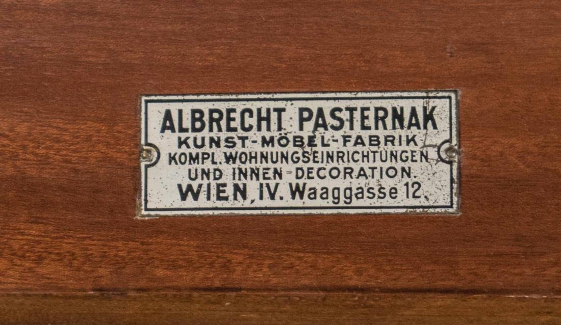 Viennese Fruitwood Albrecht Pasternak Desk - 2