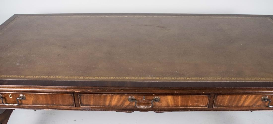 Leather Top Desk - 2