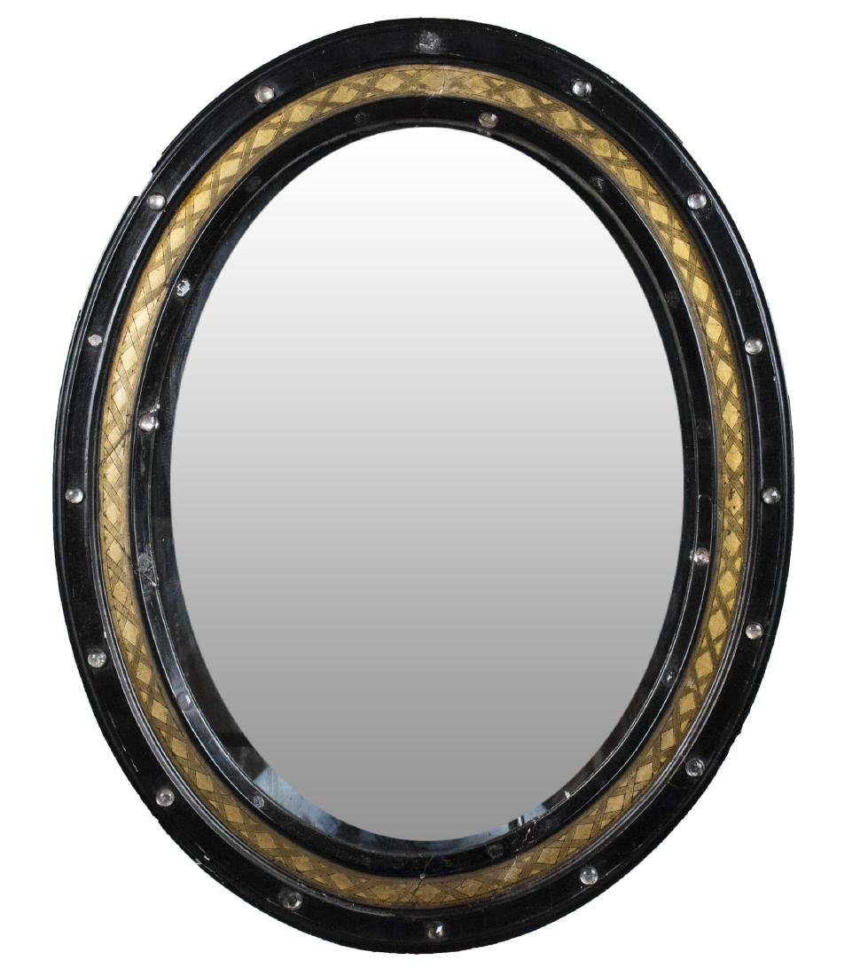 Parcel Gilt Mirror