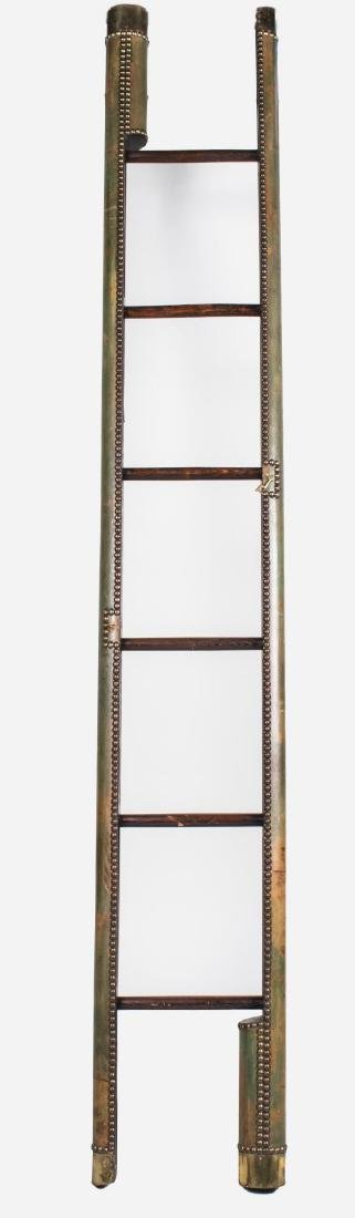 Folding Library Ladder