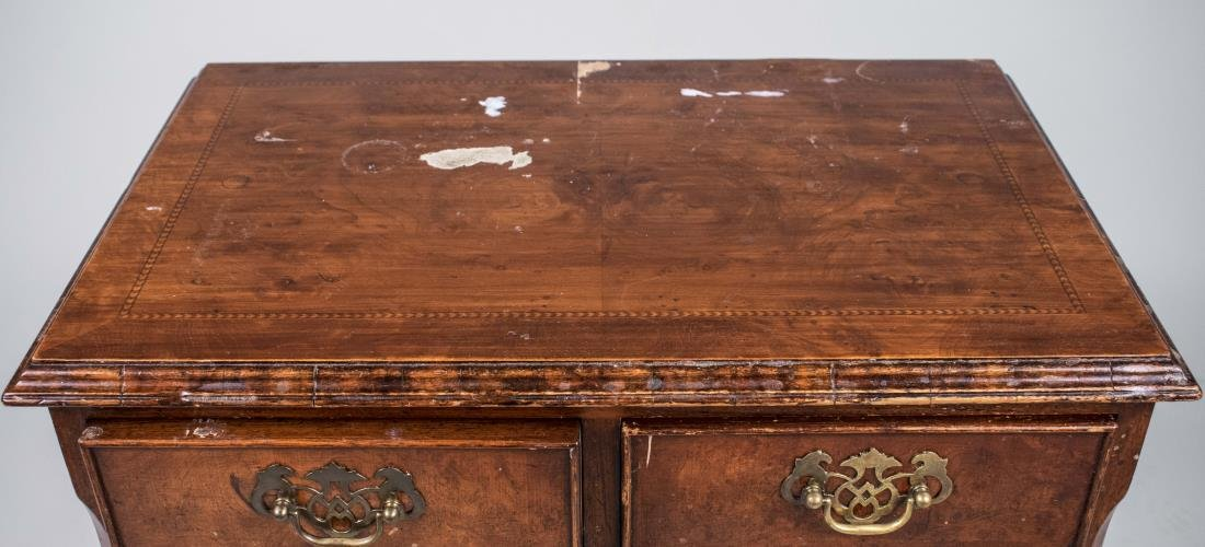 Georgian Style Fruitwood Chest of Drawer - 2