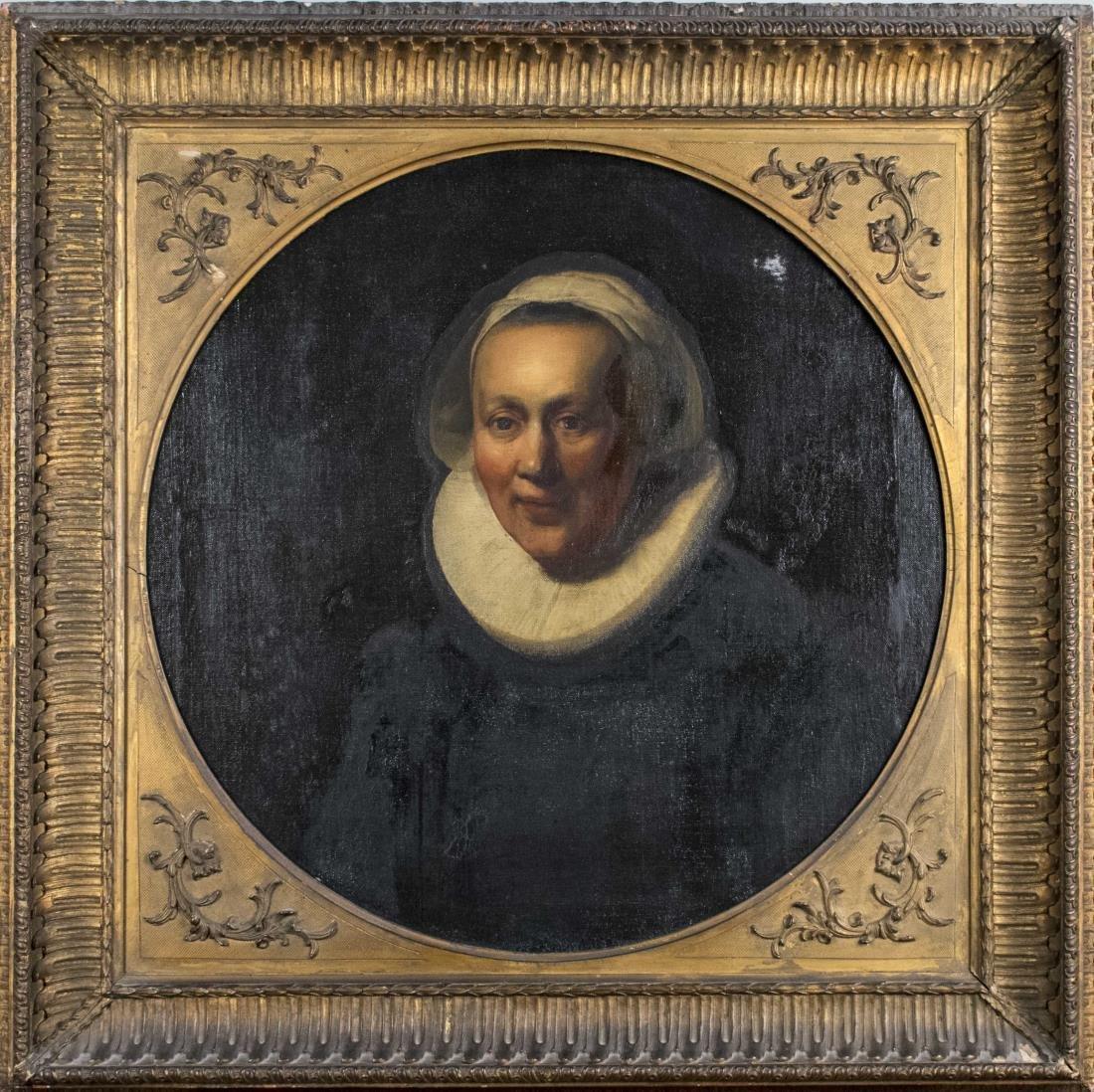 Portrait of A Woman (18th Century)