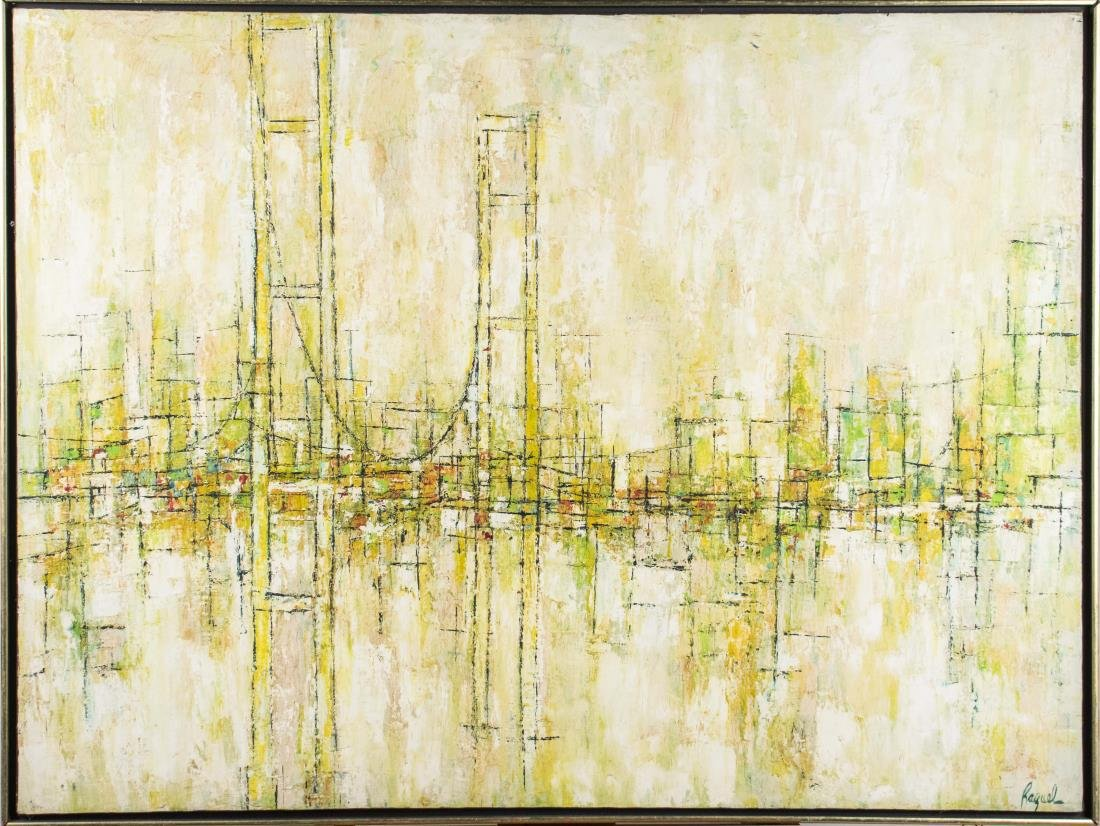 Linear Cityscape (20th Century)