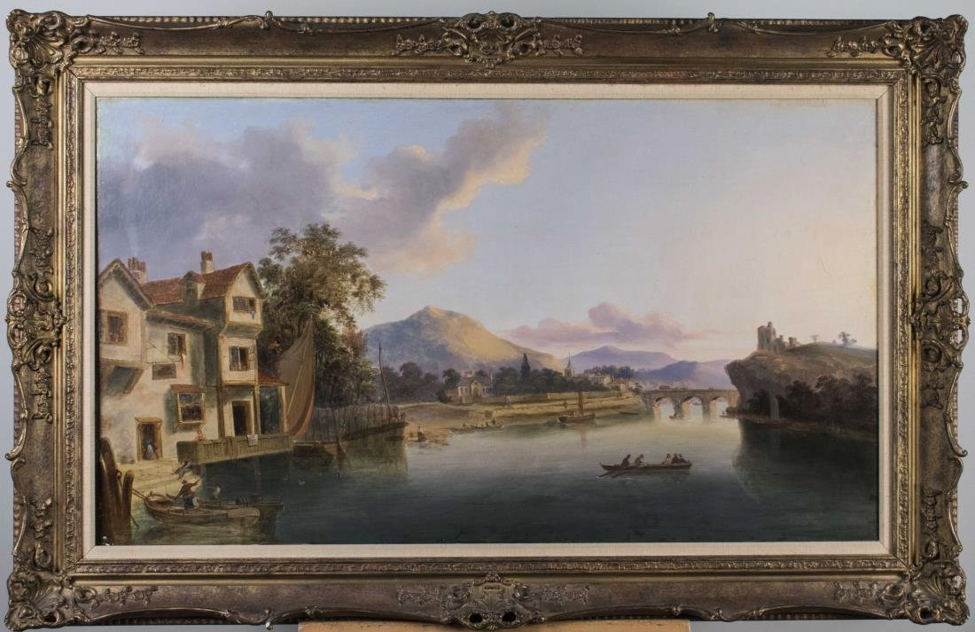 Waterfront Landscape (19th Century)