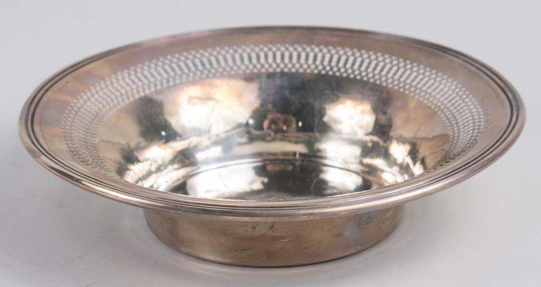 American Sterling Silver Bowl