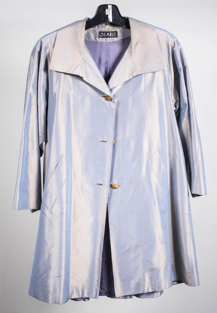 Searle Satin Coat