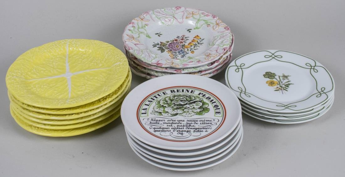 Four Sets of Plates