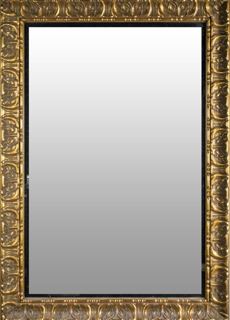 Neoclassical Style Gilt Mirror