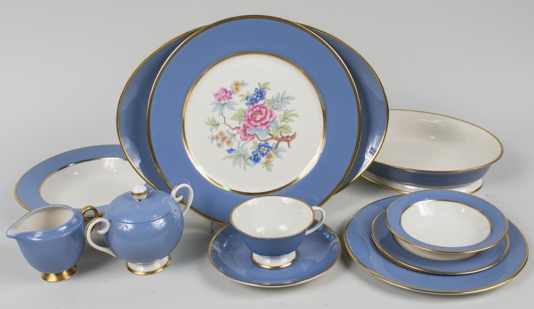 Flintridge Porcelain Dinner Service