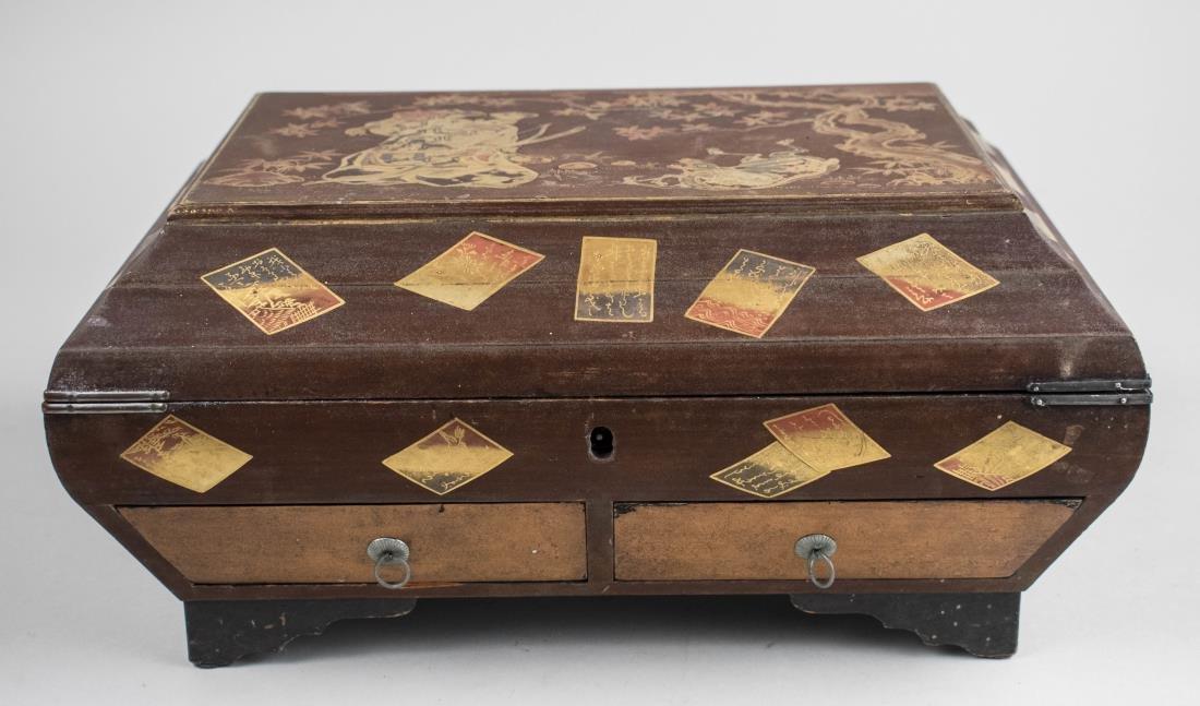 Meiji Style Jewelry Box