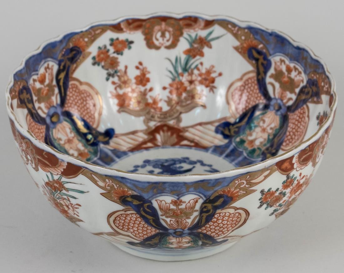 Imari Porcelain Bowl