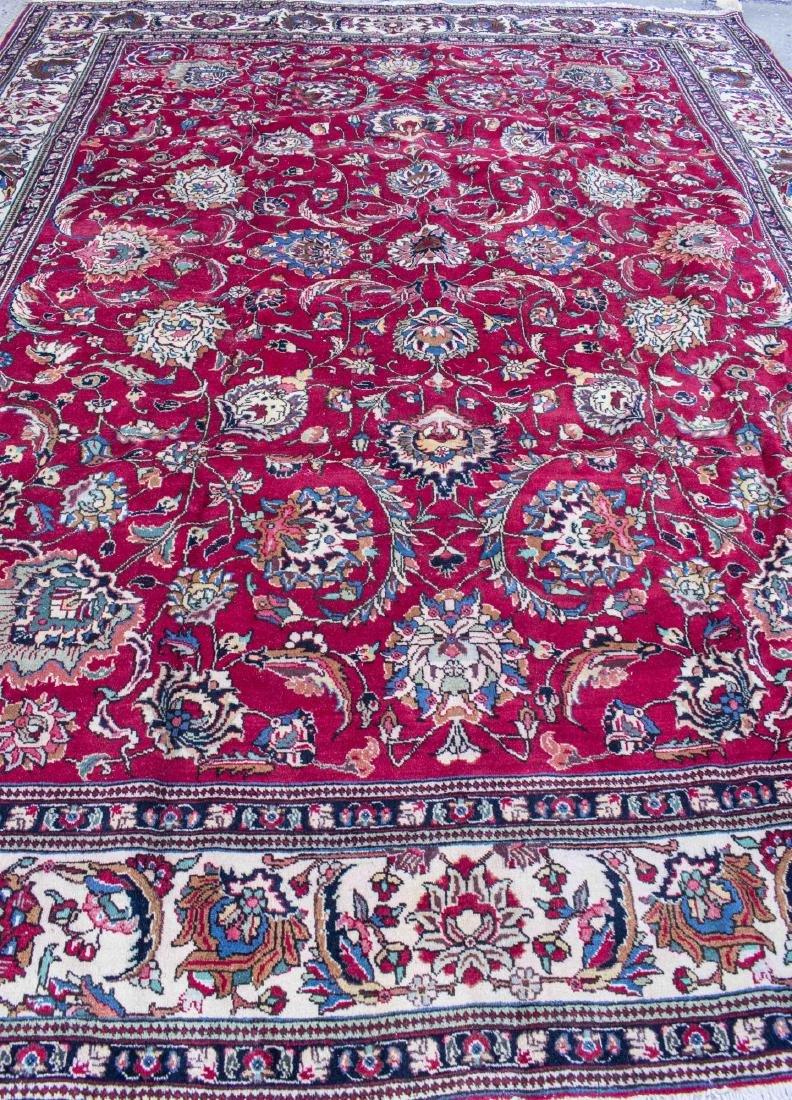 Iranian Tabriz Carpet
