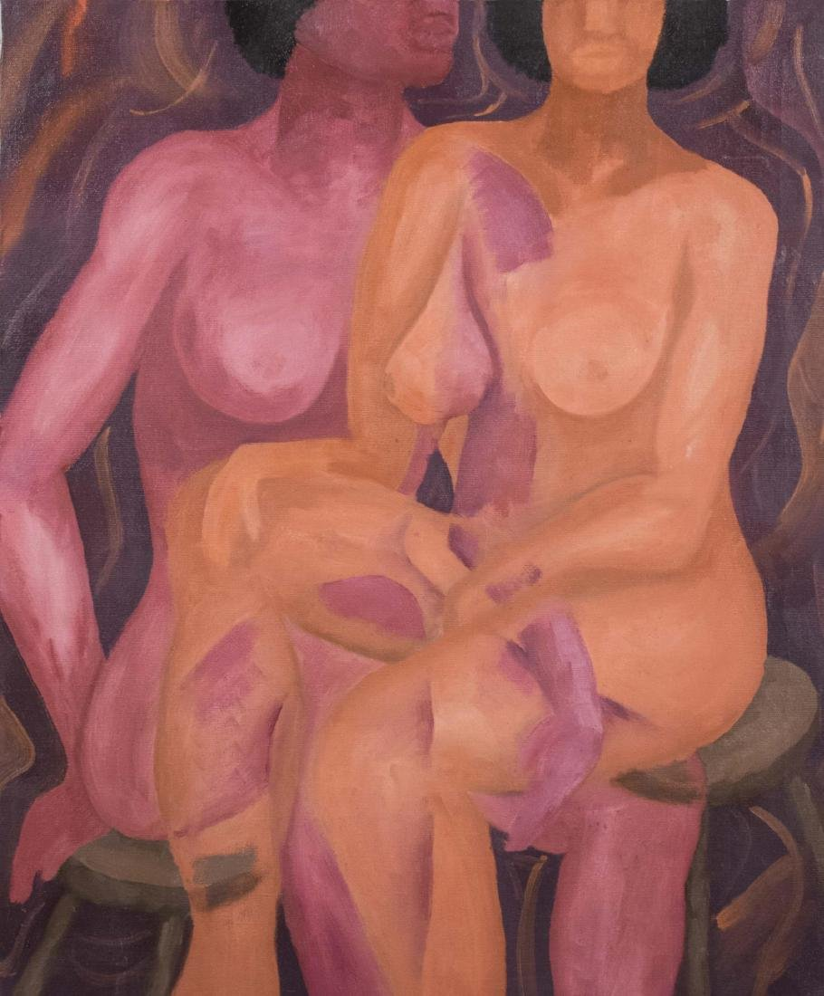 Two Nude Women (20th Century)