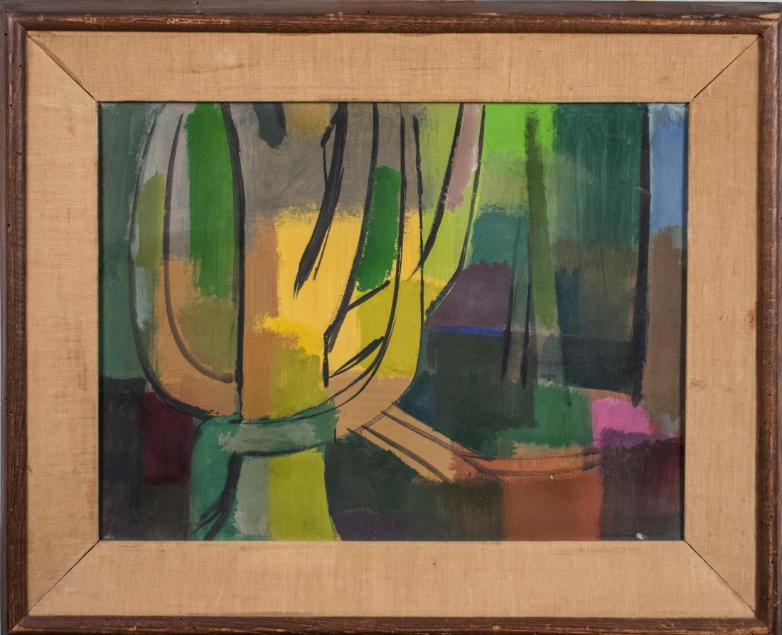 Henry Kallem (American, 1912-1985)