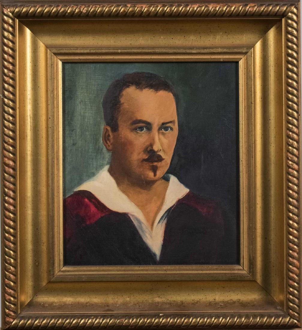 Portrait of A Man (20th Century)
