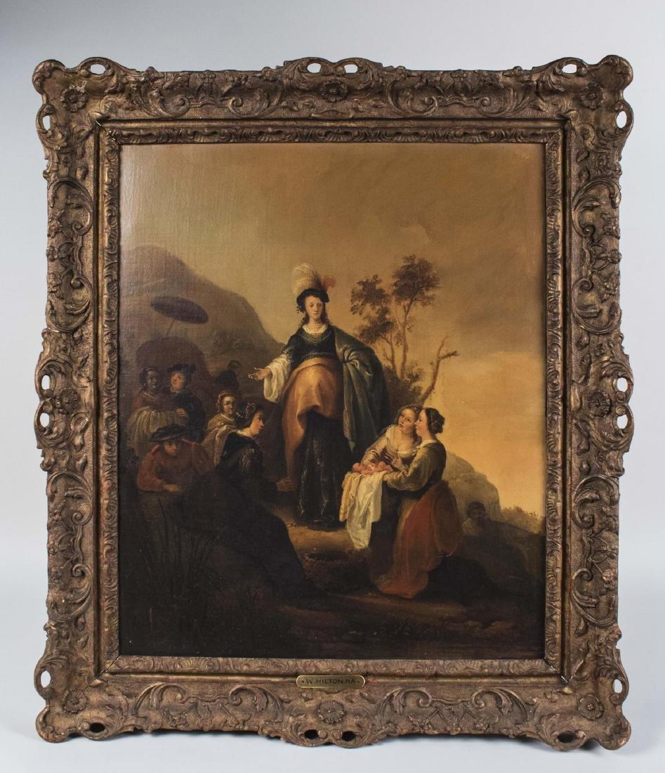William Hilton the Younger (British, 1786–1839)