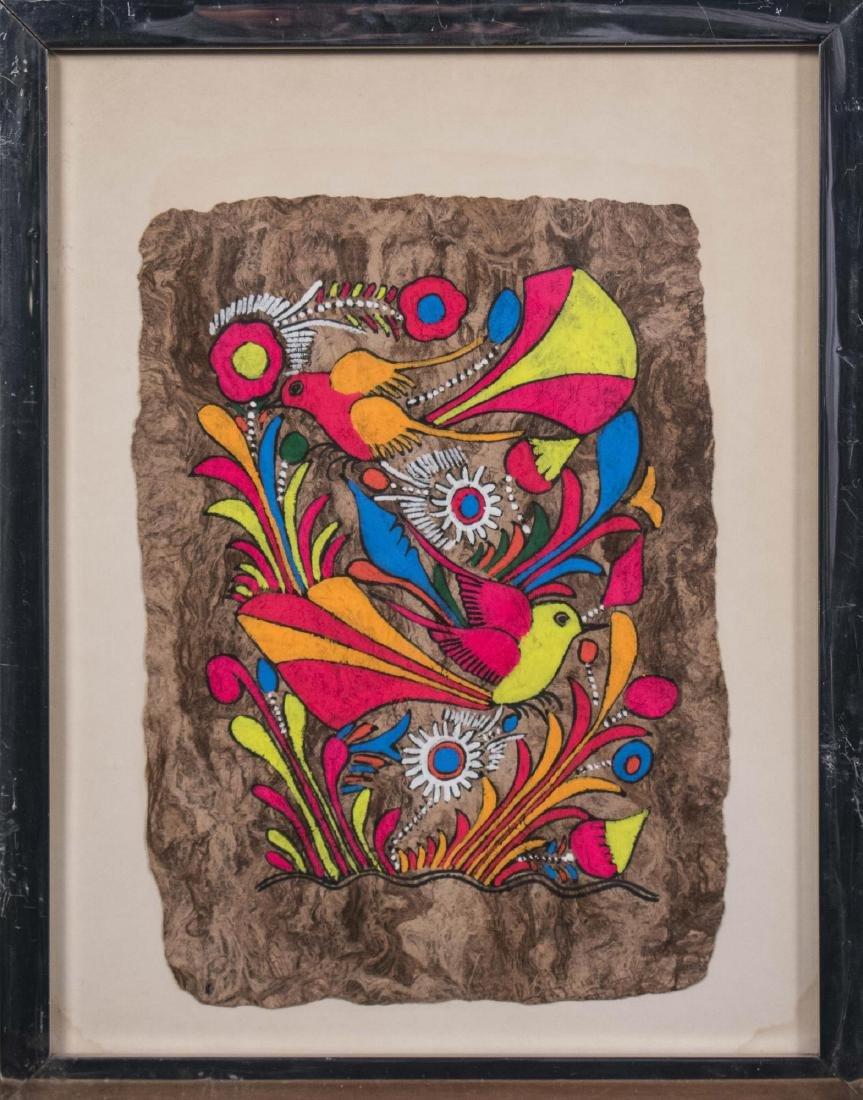 Painted Decorative Paper (20th Century)