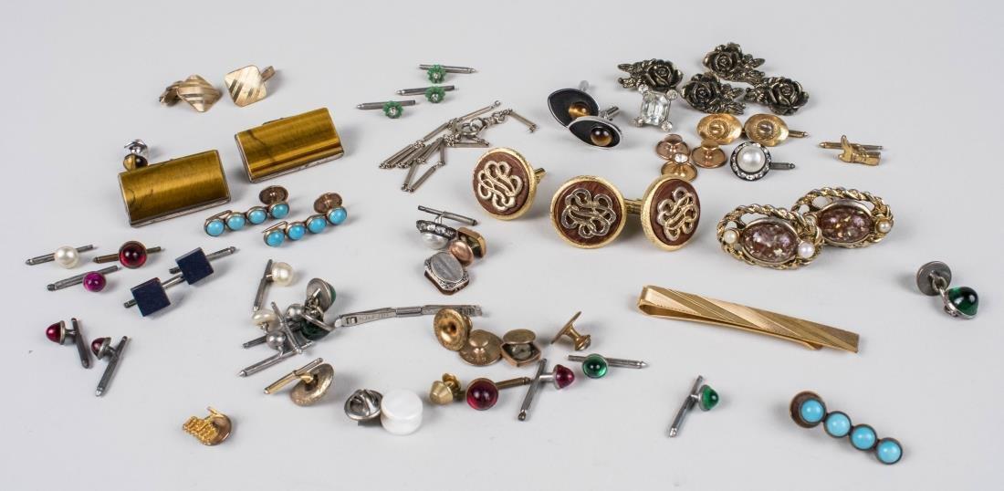 Group of Gentleman's Jewelry
