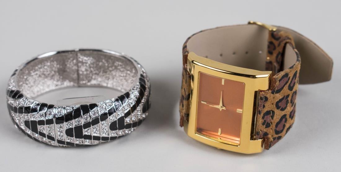 Two Designer Wristwatches