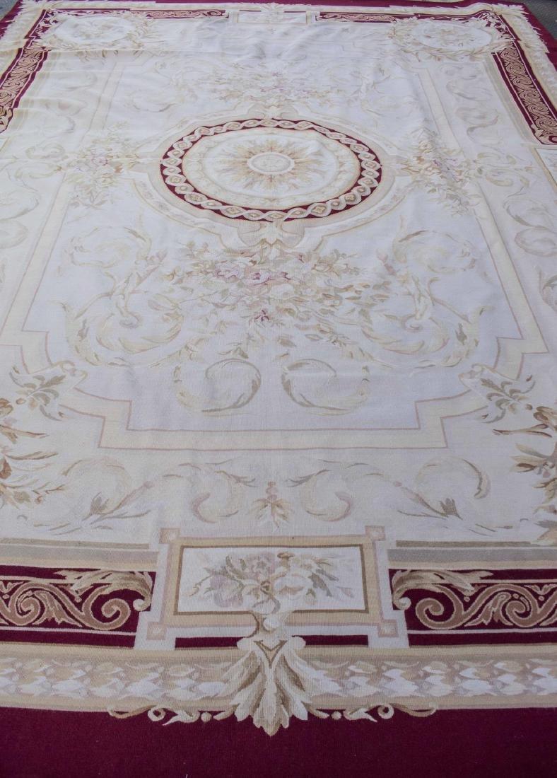 Sino-Aubusson Carpet