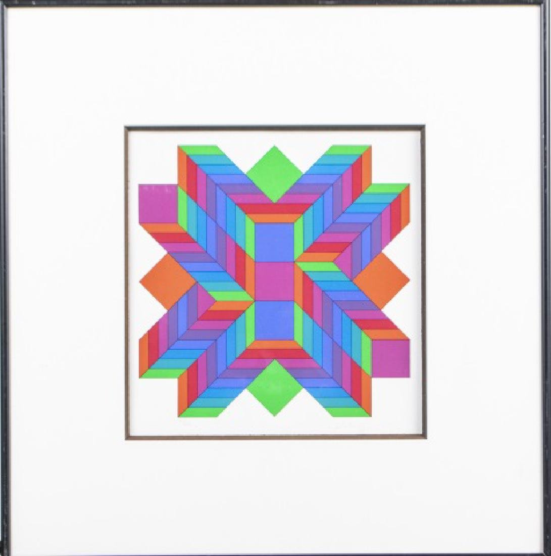 Victor Vasarely  (French/Hungarian, 1906-1997) - 6