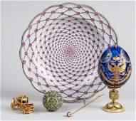Group of Faberge Articles *