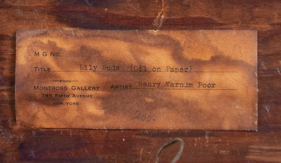 Henry Varnum Poor (American, 1887-1970) - 2