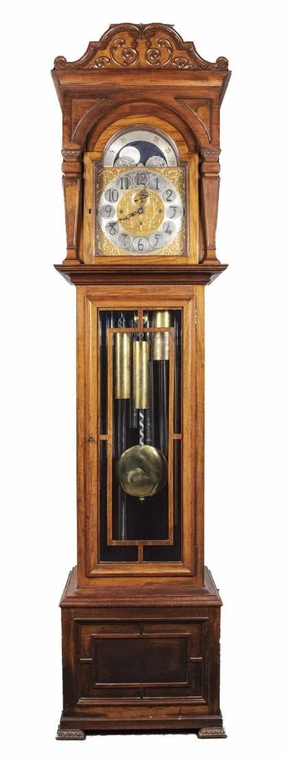 H Winterhalder AG Neustadt  Long Case Clock
