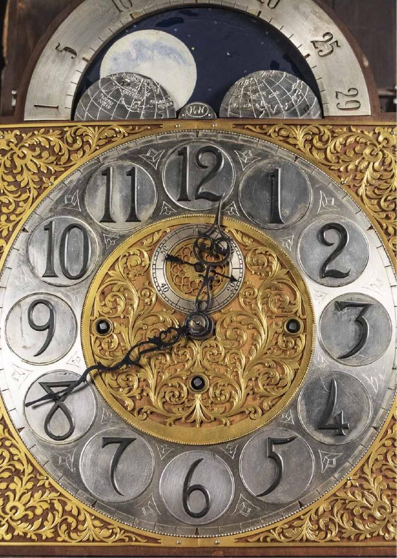 H Winterhalder AG Neustadt  Long Case Clock - 2