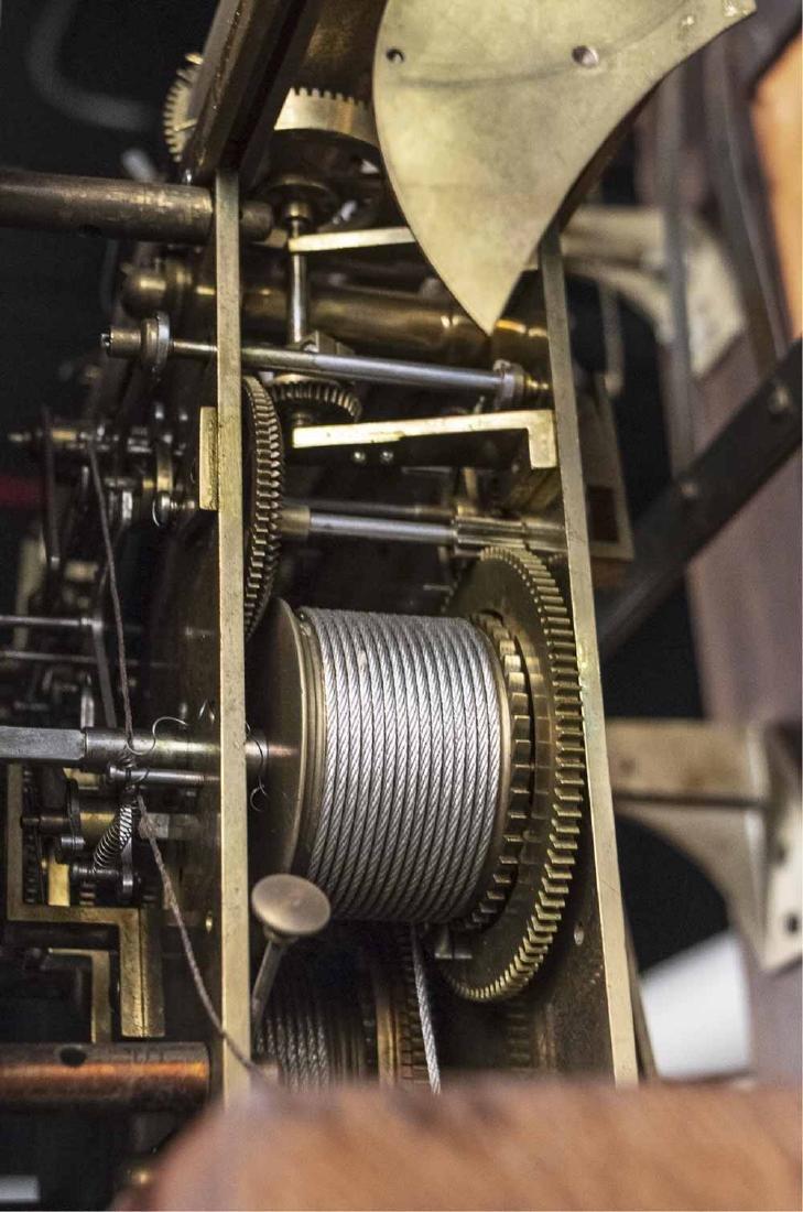 H Winterhalder AG Neustadt  Long Case Clock - 3