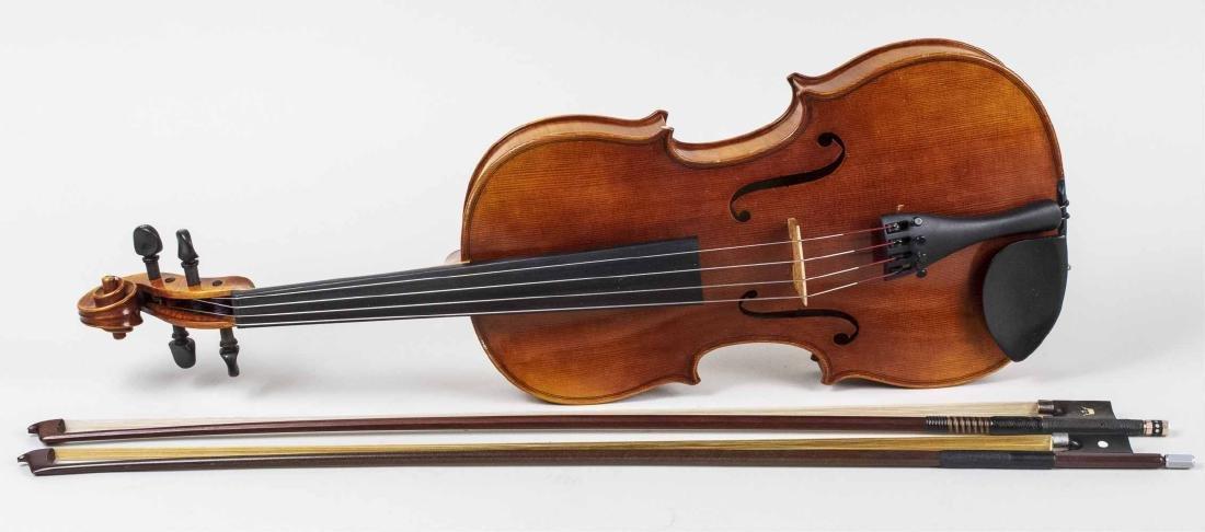 Roman Teller (Italian) Viola   * - 2