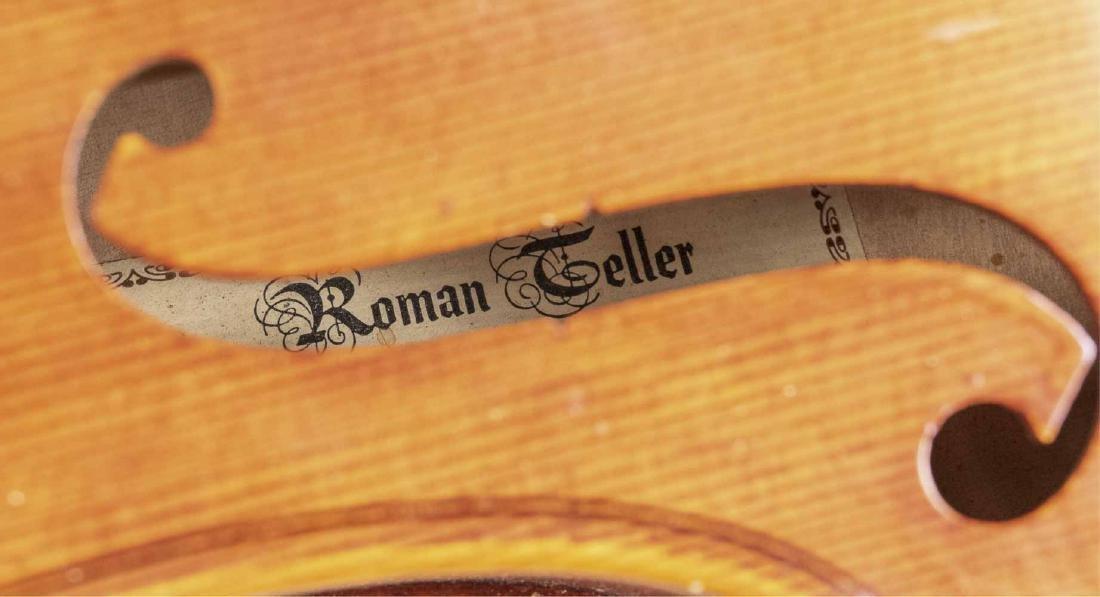 Roman Teller (Italian) Viola   * - 8