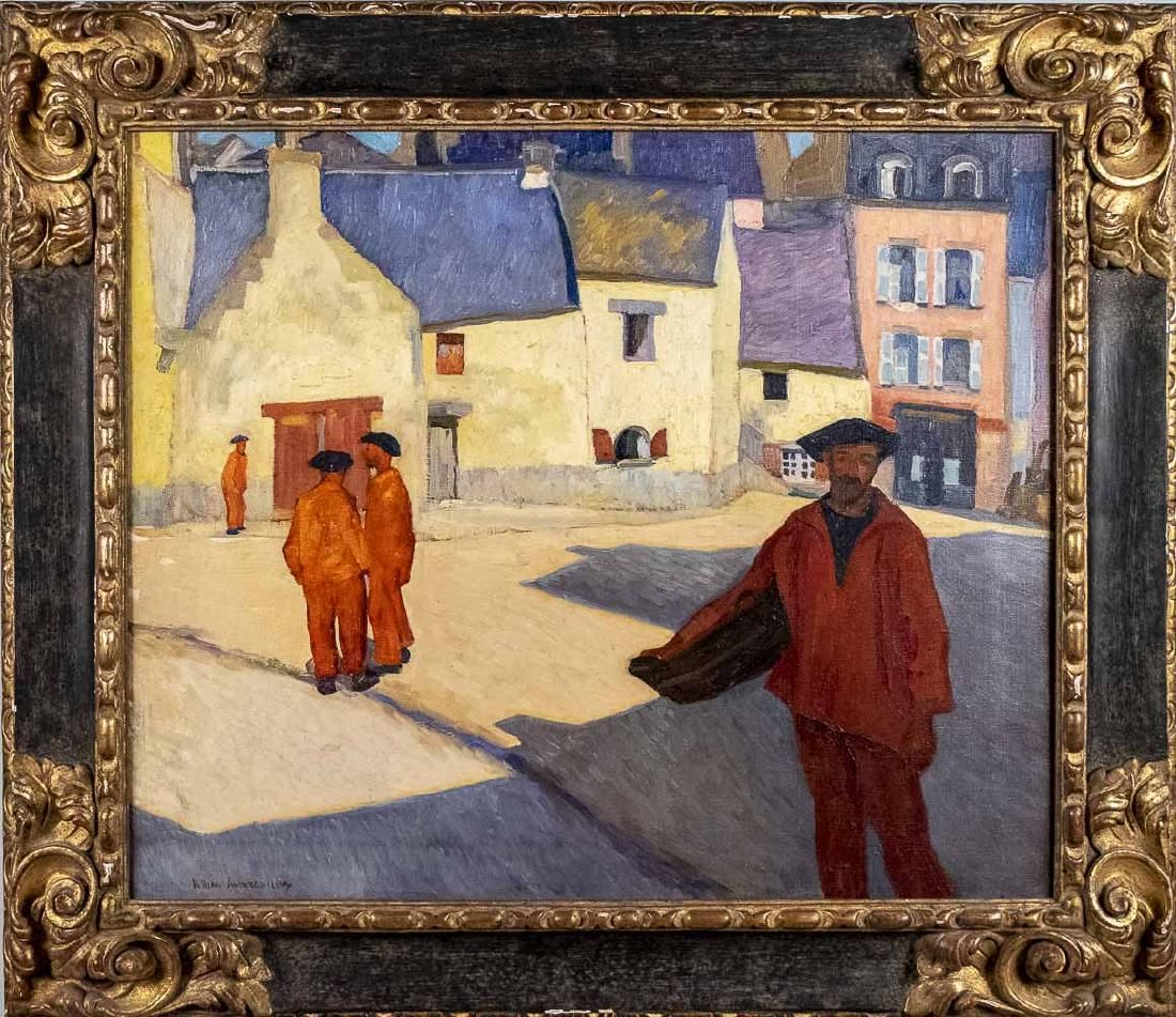 William Auerbach Levy (Rus/Am,1889-1964)