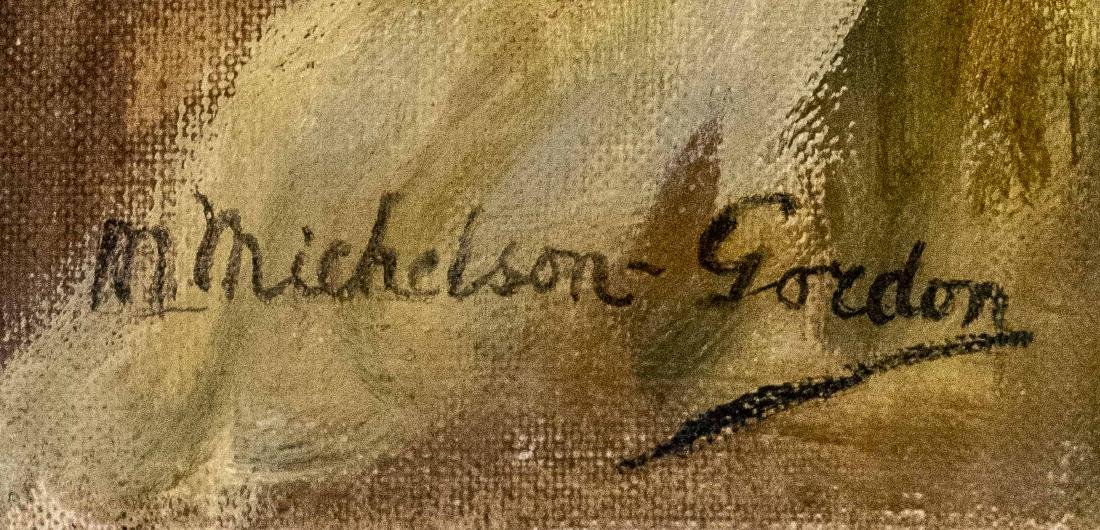 M Michelson-Gordon (English, 20th Century) - 2