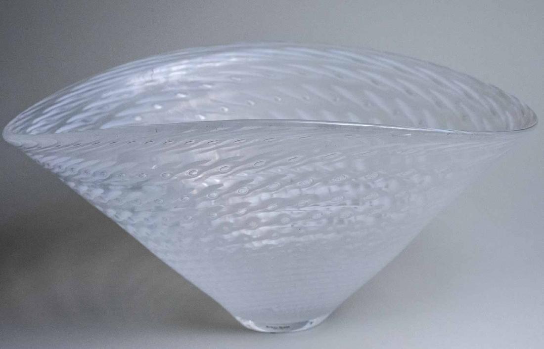 Kosta Boda Glass Bowl
