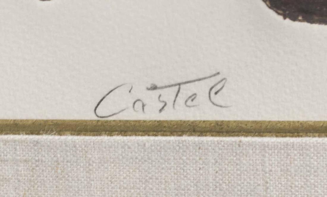 Moshe Castel (Israeli, 1909-1992) - 2