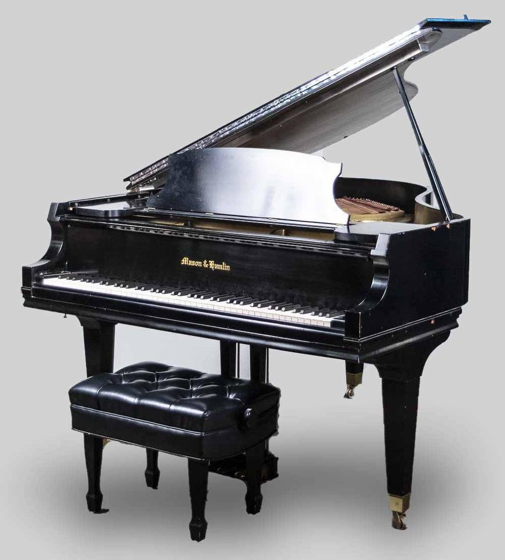 Mason and Hamlin Model A Grand Piano