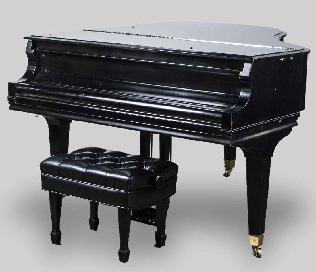 Mason and Hamlin Model A Grand Piano - 2