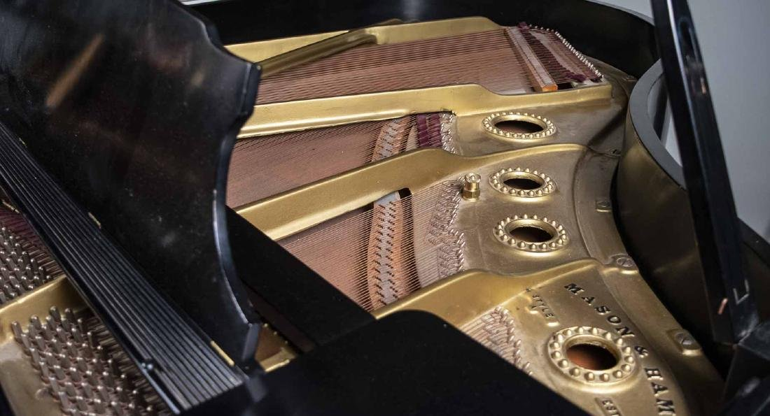 Mason and Hamlin Model A Grand Piano - 5