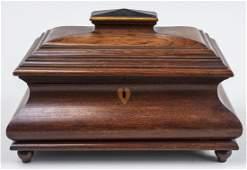 Late Victorian Tea Caddy