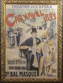 Theatre de lOpera Poster