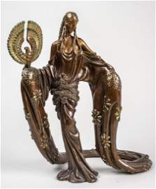 Erte Sculpture