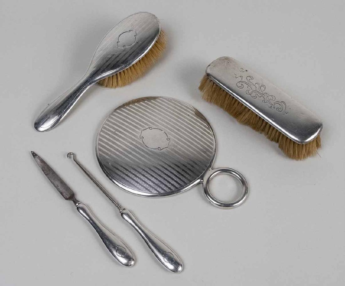 Gorham Sterling Silver Assembled Dresser Set   *
