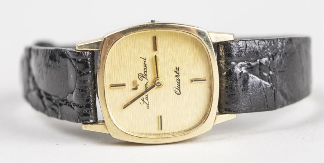 Lucien Piccard Ladys Gold Wristwatch   *