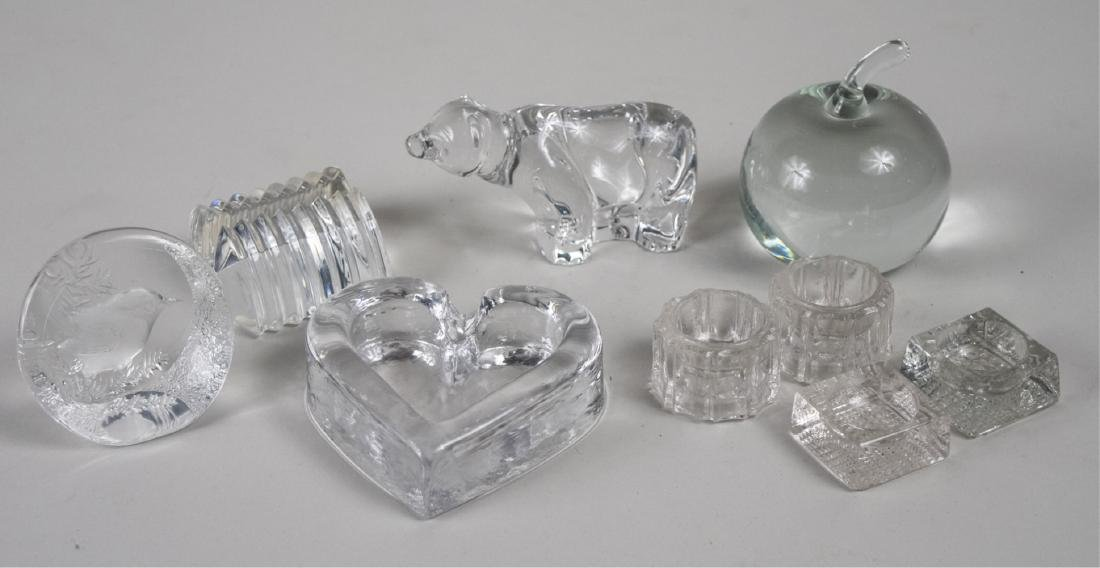 Group of Glass Paperweights