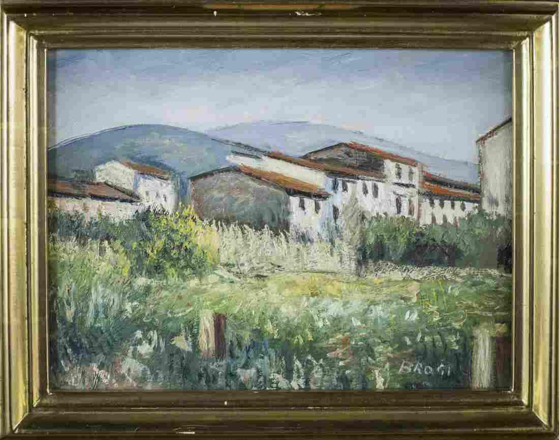 Gino Brogi (Italian, 1902-1989)