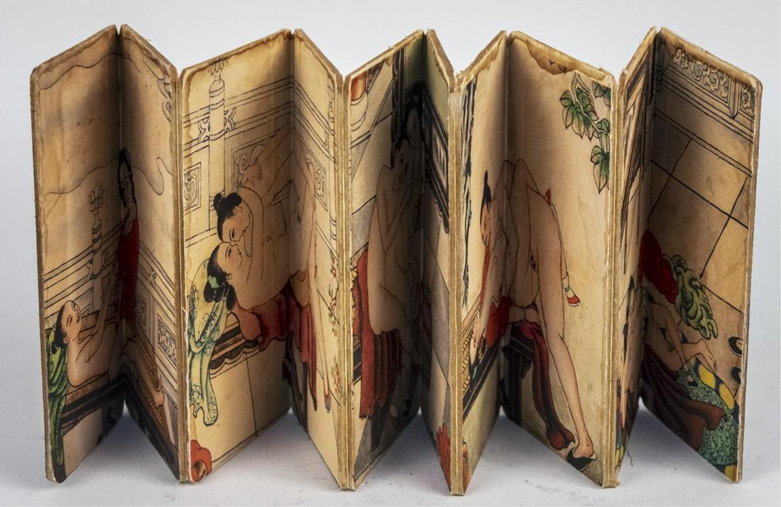 Chinese Erotic Book