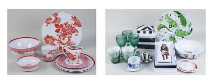 Vista Alegre Porcelain Table Articles